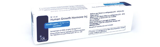 Buy Genuine Norditropin Human Growth Hormone (HGH) inTijuana